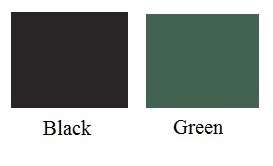 Bushman Tank Colors