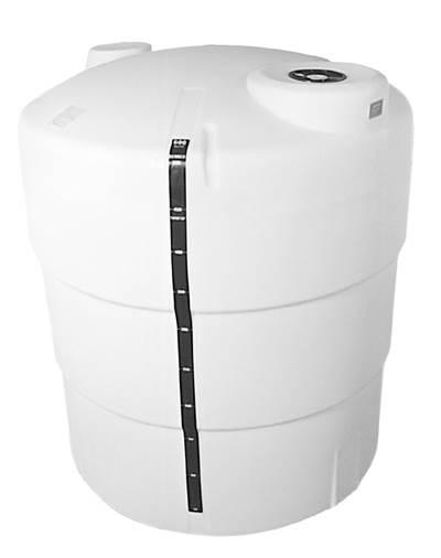 500 Gallon Water Tank >> Hastings Vertical Liquid Storage Poly Tank 500 Gallon