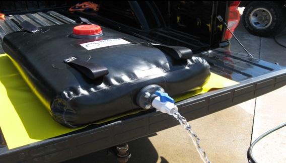 Husky Potable Water Bladder Tank 25 Gallon