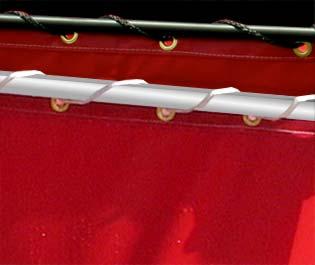 Husky Folding Frame Tank Replacement Liner - 3000 Gallon