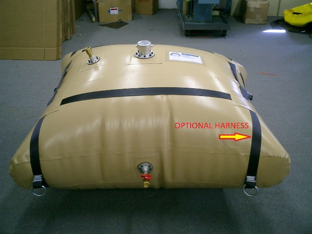 500 Gallon Fuel Tank >> Husky Fuel Bladder Tank 500 Gallon