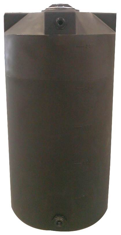 Poly Mart Sunshield Vertical Water Storage Tank 250