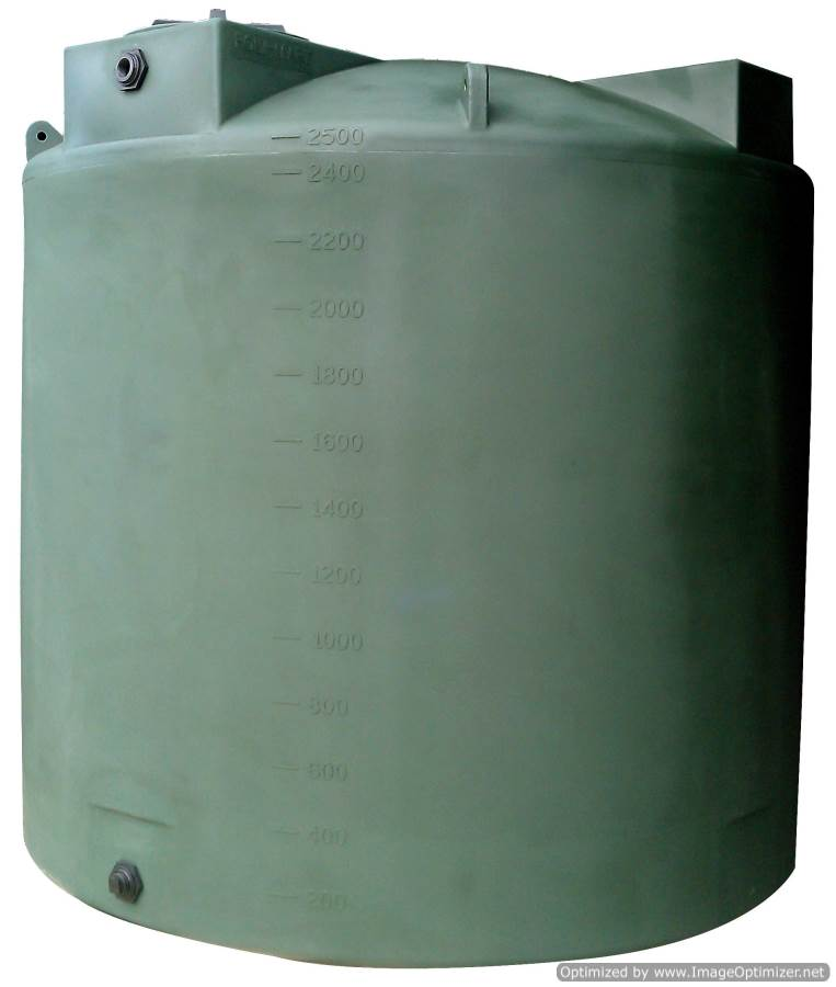 Poly-mart Vertical Water Storage Tank