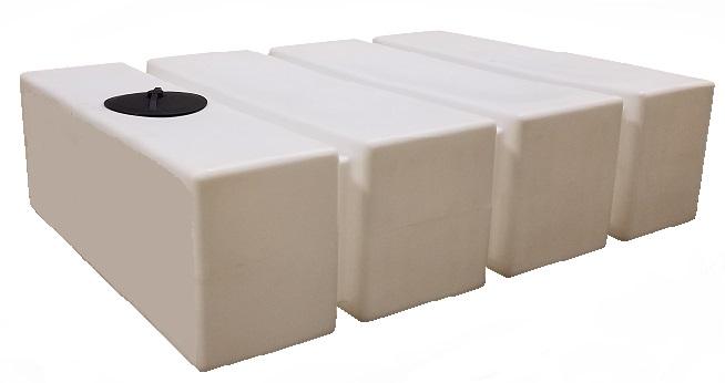 Rectangular Plastic Water Storage Tanks Poly Mart