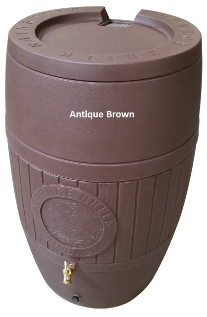 Rain Saver Antique Brown
