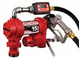 DC Fuel Transfer Pumps