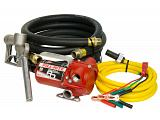 Fill-Rite RD1212NH 12V DC Portable Pump with Hose and Nozzle - 12 GPM