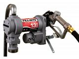 Fill-Rite SD602G 115V Fuel Transfer Pump (Manual Nozzle, Discharge Hose, Suction Pipe) - 13 GPM