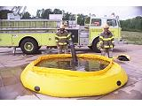 Fol-Da-Tank Self Supporting Portable Water Tank (Fire Department Model)- 500 Gallon