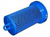 Husky Barrel Strainer - 2.5 Inch NH Threads