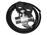 RDS Diesel Auxiliary Install Kit (GM 2011 - Current)