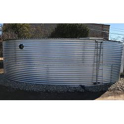 Pinnacle 11M Steel Low Profile Water Tank - 50368 Gallon 2