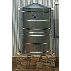 Galvanized Steel Water Storage Cistern Tank - 500 Gallon 1