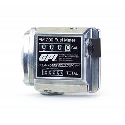 ATI GPI Mechanical Fuel Meter With Strainer 1
