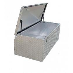 ATI Aluminum Utility Chest Box - 60L x 21W x 11H 1