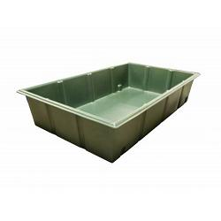 Bushman Aquaponics Grow Bed - 200 Gallon 1