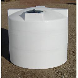 Custom Roto-Molding 1000 Gallon Heavy Duty Chemical Storage Tank 1