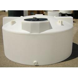 Custom Roto-Molding 1100 Gallon Heavy Duty Chemical Storage Tank 1