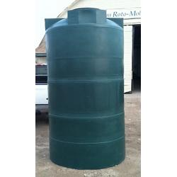 Custom Roto-Molding 1225 Gallon Water Storage Tank 1