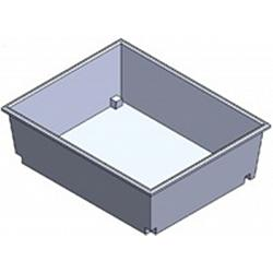 Custom Roto-Molding 200 Gallon Rectangular Containment Tank 1