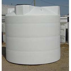 Custom Roto-Molding 2400 Gallon Chemical Storage Tank 1