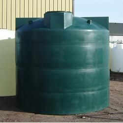Custom Roto-Molding 2500 Gallon Water Storage Tank 1