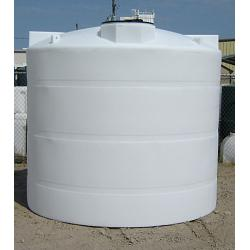 Custom Roto-Molding 3000 Gallon Heavy Duty Chemical Storage Tank 1