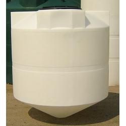 Custom Roto-Molding 600 Gallon Closed Head Cone Bottom Tank 1