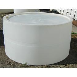 Custom Roto-Molding 660 Gallon Open Top Tank 1