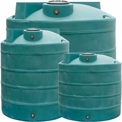 Duracast Ribbed Vertical Water Tank - 1750 Gallons 1