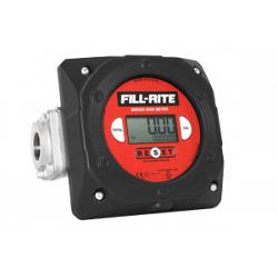 Fill-Rite 900CD1.5BSPT Digital Meter, 1.5 in. Inlet, 1.5 in. Outlet 1