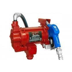 Fill-Rite FR310VARC 115/230V AC Arctic Series Pump with Hose and Automatic Nozzle - 35 GPM 1