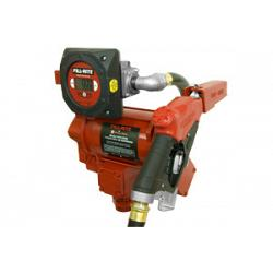 Fill-Rite FR319VB 115/230V High Flow AC Pump with Hose, Meter & High Flow Nozzle - 35 GPM 1
