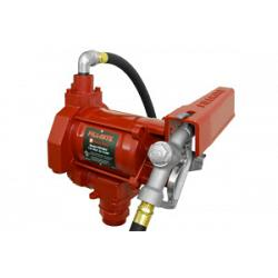 Fill-Rite FR700V 115 Volt AC Pump with Manual Nozzle - 18 GPM 1