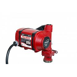 Fill-Rite NX3204 12 to 24 Volt DC Continuous Duty High Flow Pump Only - 25 GPM 1