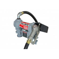 Fill-Rite SD602G 115 Volt AC Pump with Hose and Manual Nozzle - 13 GPM 1