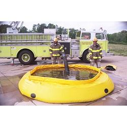 Fol-Da-Tank Self Supporting Portable Water Tank (Fire Department Model)- 2000 Gallon 1