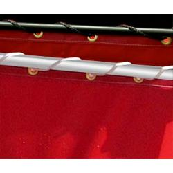 Husky Folding Frame Tank Replacement Liner - 500 Gallon 1