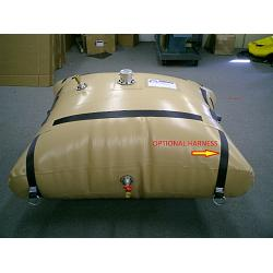 Husky Fuel Bladder Tank - 1000 Gallon 2