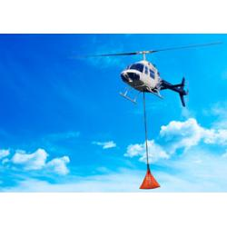 Husky Flyer Helicopter Transportable Potable Water Tank - 72 Gallon 2