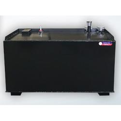 Newberry Double Wall Bench Top Storage Lube Oil Tank - 180 Gallon 1