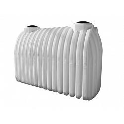 Norwesco Ribbed Water Storage Cistern - 1400 Gallon 1