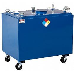 Onken Double Wall Used Oil Tank - 240 Gallon 1