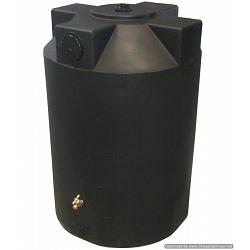 "Poly-Mart Rain Harvesting First Flush Tank - 100 Gallon - 4"" Inlet 1"