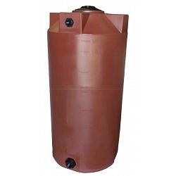 Poly-Mart Vertical Water Storage Tank - 150 Gallon 1