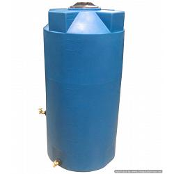 Poly-Mart Heavy Weight Emergency Water Storage Tank - 150 Gallon 1