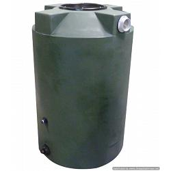 Poly-Mart Rain Harvesting Storage Tank - 200 Gallon 1