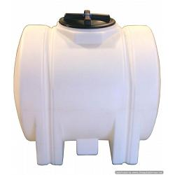 Poly-Mart Horizontal Leg Tank - 250 Gallon 1
