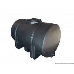 Poly-Mart Horizontal Leg Tank - 325 Gallon 1