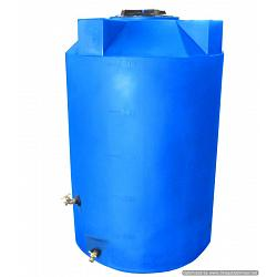 Poly-Mart Sunshield Heavy Weight Emergency Water Storage Tank - 500 Gallon 1